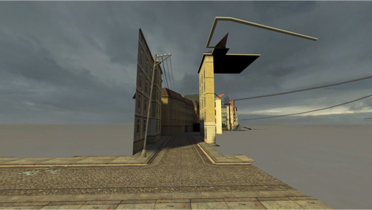 The facade 2010, Robert Overweg, half-life 2