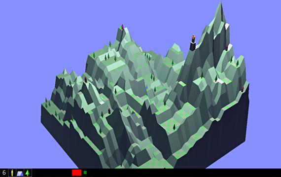 Making a procedural low-poly terrain - Unity Forum